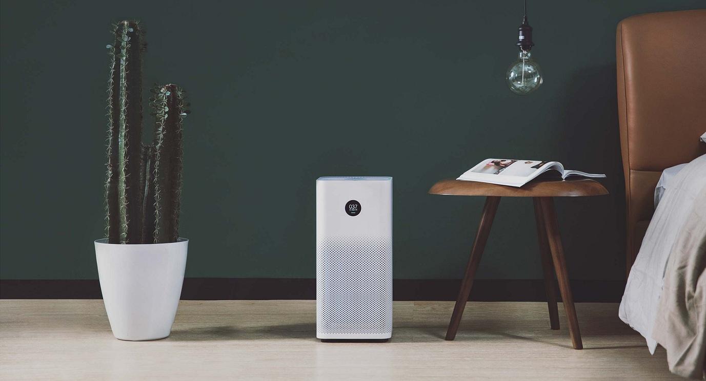 SmartMi Air Purifier 2S датчик освещенности