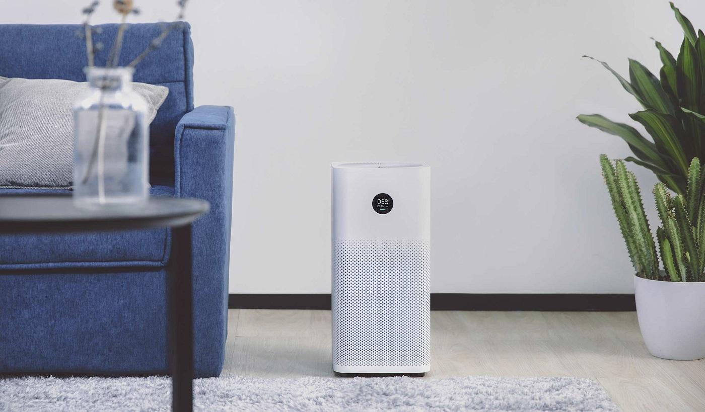 SmartMi Air Purifier 2S эргономичный