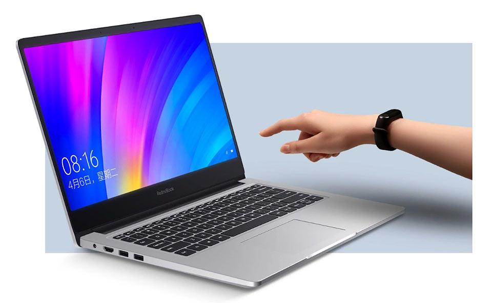 RedmiBook 14 умный ноутбук