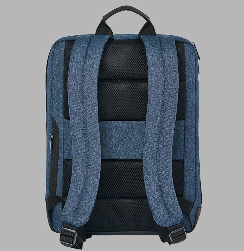 Рюкзак RunMi 90 Points Classic Business Backpack тыльная часть рюкзака