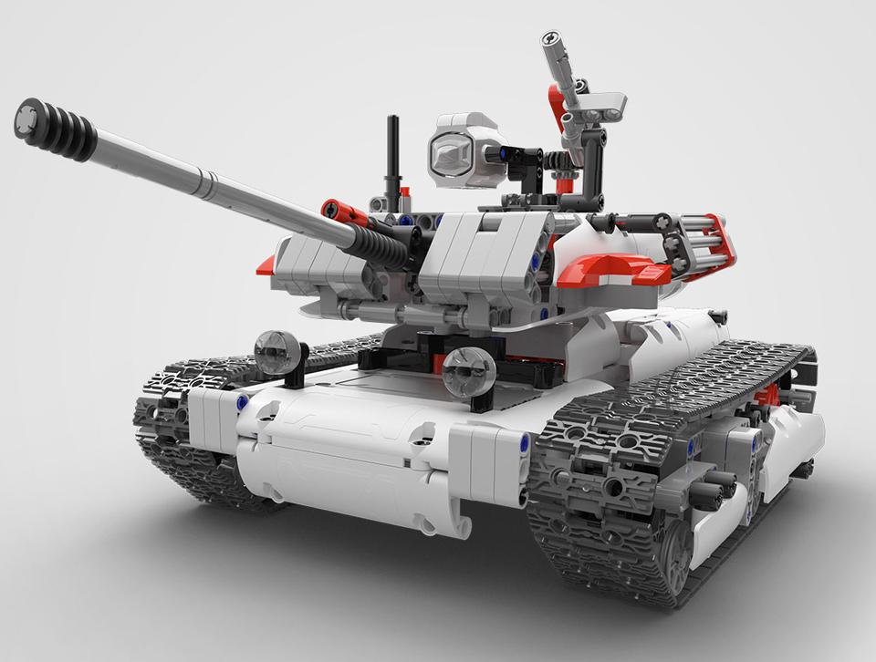 Игрушка трансформер Mi Robot Rover в собранном состоянии