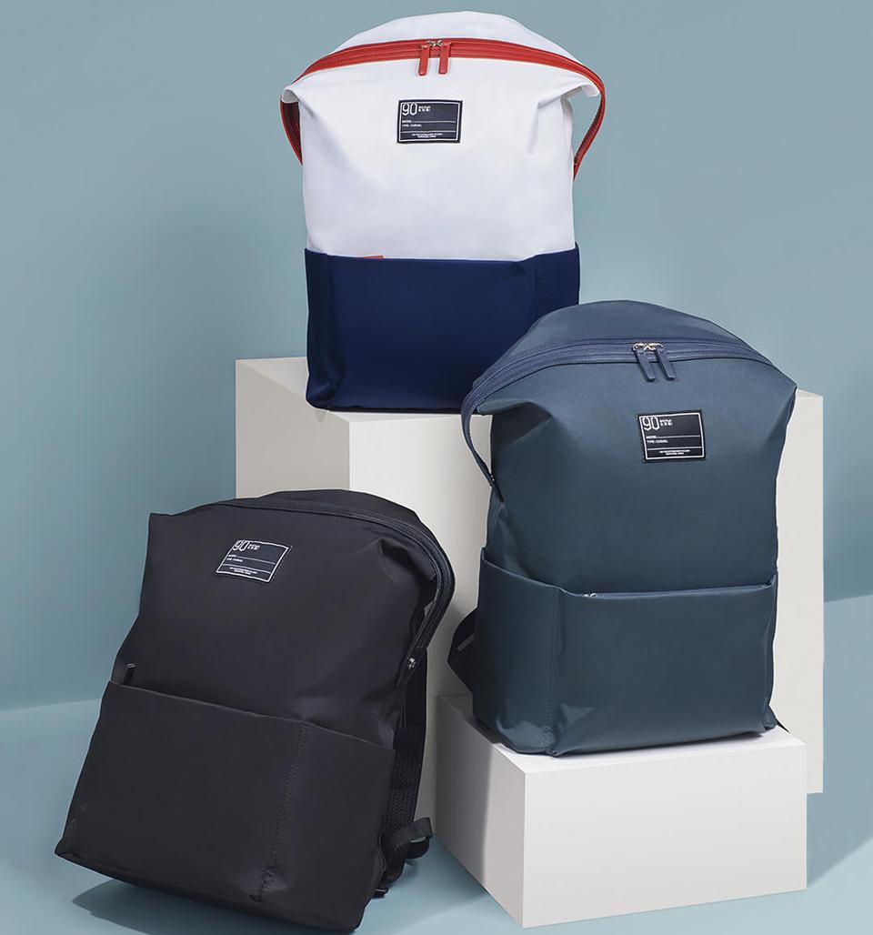 Рюкзак 90FUN Lecturer casual backpack 3 рюкзака