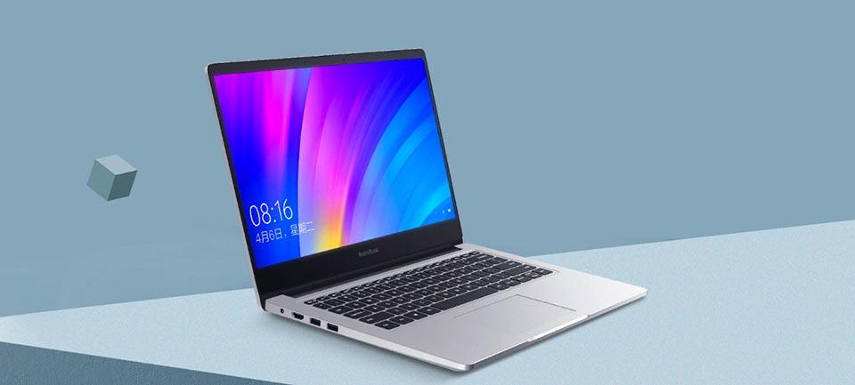 RedmiBook 14 стильный ноутбук