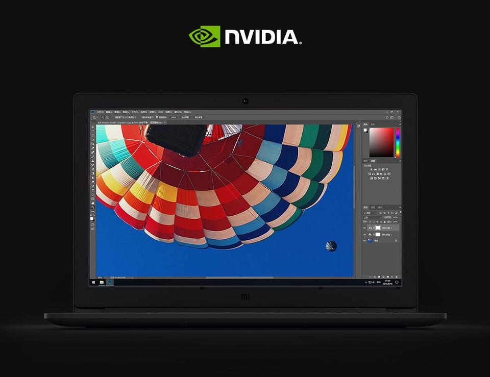 Mi Notebook 15,6` 2019 видеокарта