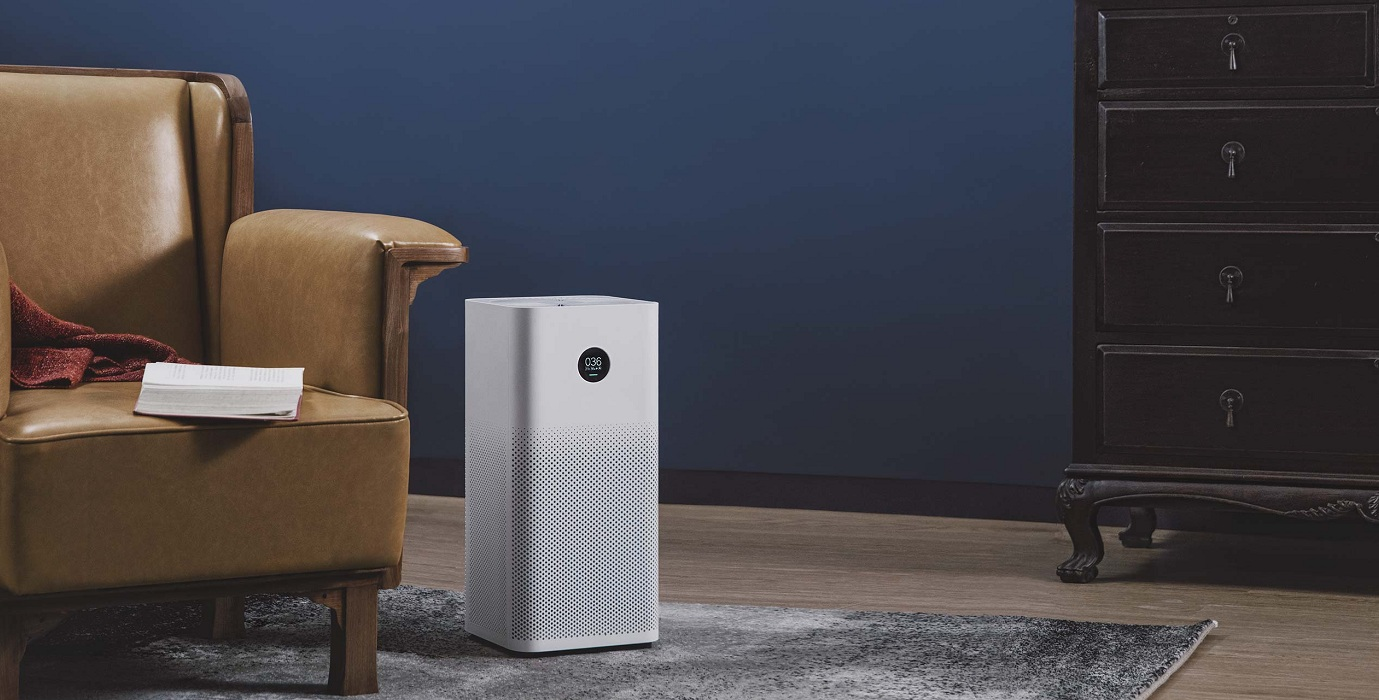 SmartMi Air Purifier 2S  очищення