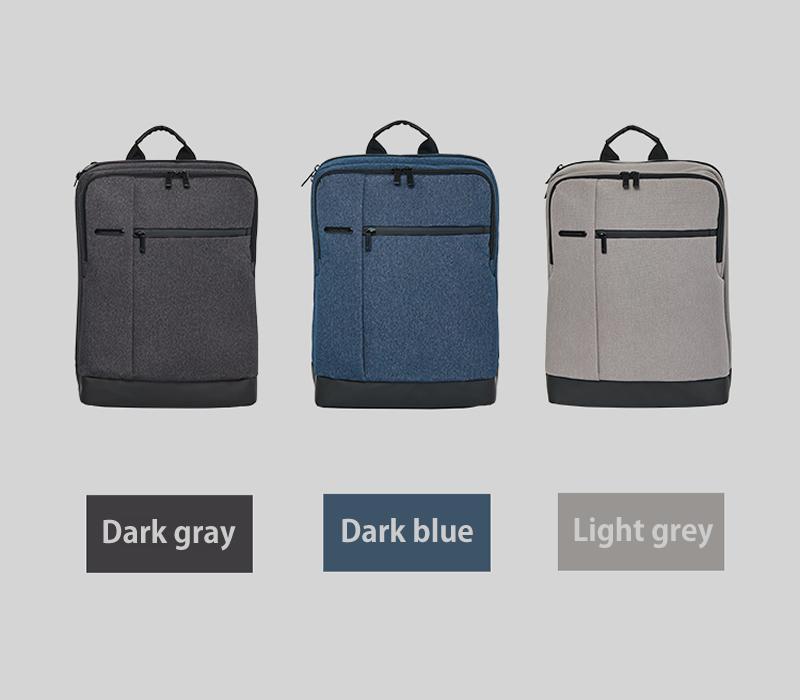 Рюкзак RunMi 90 Points Classic Business Backpack в трех цветах