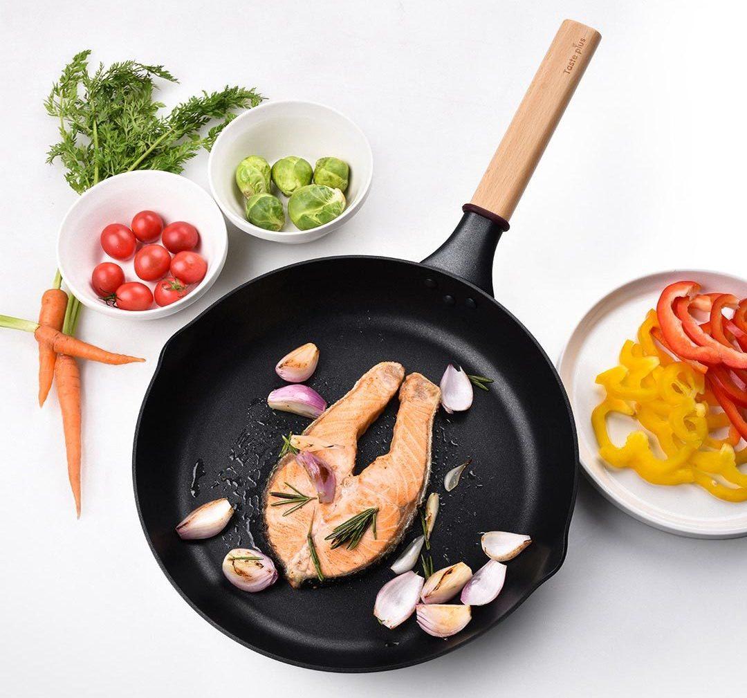 еда в сковороде картинки вытянут напряжён