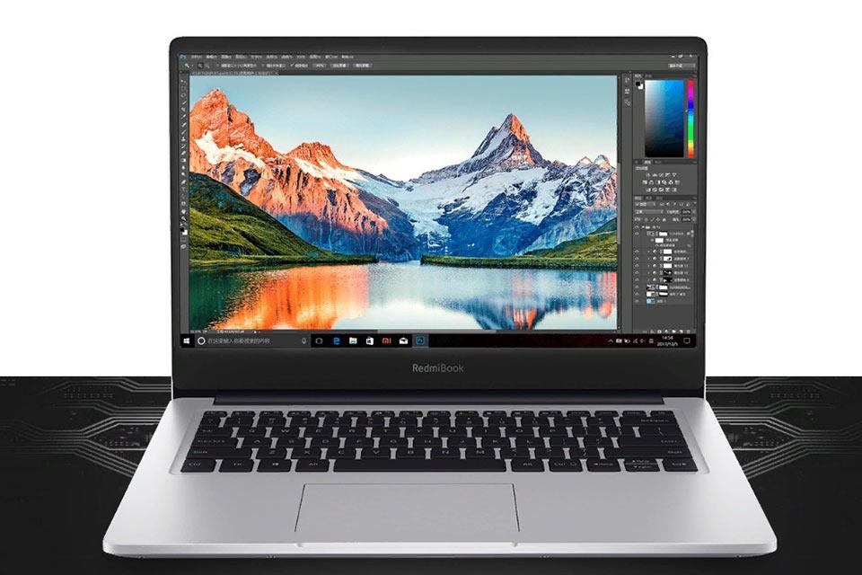 RedmiBook 14 мощный ноутбук