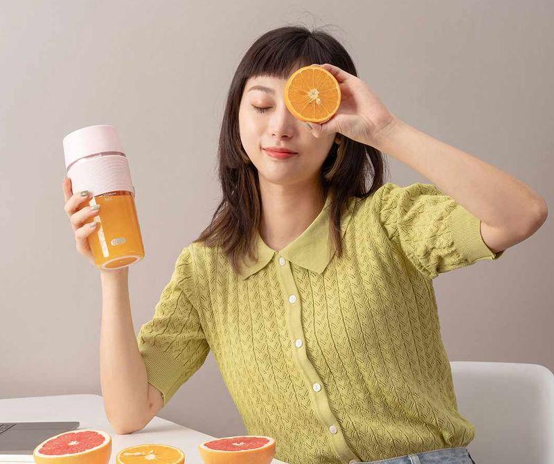 Соковыжималка Xiaomi Bo's Bud Portable Juice Cup