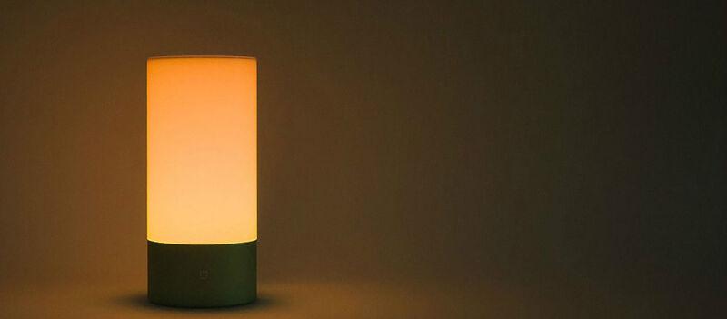 Ночник Xiaomi Mi Bedside Lamp EU Gold