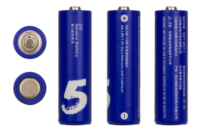 Батарейки Xiaomi ZiMi AA Battery 3шт