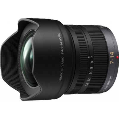 Объектив Panasonic 7-14mm f/4.0 Aspherical H-F007014E