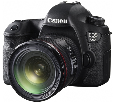 Фотоаппарат Canon EOS 6D Kit EF 24-70mm f/4L IS USM