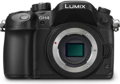 Фотоаппарат Panasonic Lumix DMC-GH4 Body