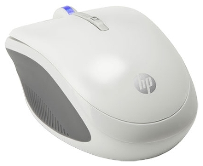 Мышь HP H4N94AA X3300 Wireless Mouse White USB