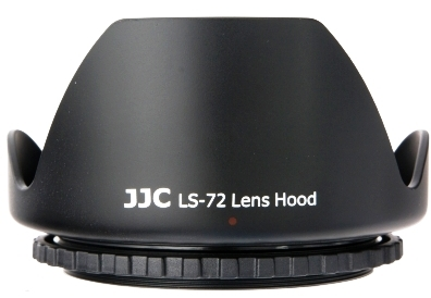 Бленда JJC LS-72 Flower Lens Hood 72mm