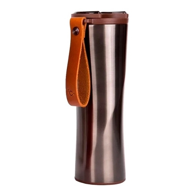 Термос Xiaomi Light Smart Insulation Cup Brown 3000073