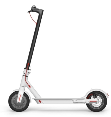 Электросамокат Xiaomi MiJia Electric Scooter White Global Edition
