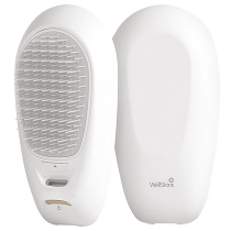Расческа с генератором анионов Xiaomi Wellskins Portable Negative Ion Hair Care Comb White WX-FZ200