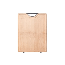 Доска разделочная Xiaomi Yi Wu Yi Shi Whole Bamboo Cutting Board 40x30cm