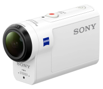 Видеокамера Sony HDR-AS300 Белая