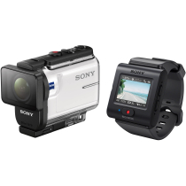 Видеокамера Sony HDR-AS300R Белая