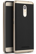 Накладка iPaky Case для Xiaomi Redmi Note 4 золотистая