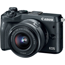 Фотоаппарат Canon EOS M3 Kit 15-45 IS STM Black