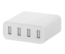 Зарядное устройство Xiaomi Mi USB Multiple hub 4 USB White GDS4044CN
