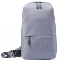 Рюкзак Xiaomi City Sling Bag Light Grey