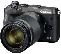Фотоаппарат Canon EOS M6 Kit EF-M 18-150 IS STM Black