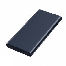 Аккумулятор Xiaomi Mi Power Bank 2 10000 mAh Dual USB QC3.0 Black