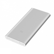 Аккумулятор Xiaomi Mi Power Bank 2 10000 mAh Dual USB QC3.0 Silver