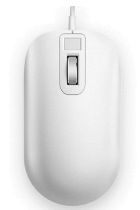 Мышь Xiaomi Jesis Smart Fingerprint Mouse White