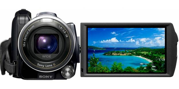 Тест подделки цифровой видеокамеры Sony HDR-XR550E - Digital lifestyle -  TECHLABS.UA